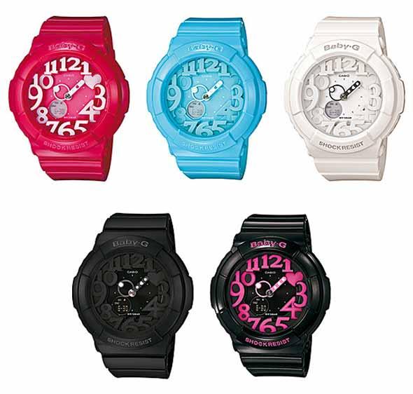 Наручные часы Casio Baby-G - bestwatchru