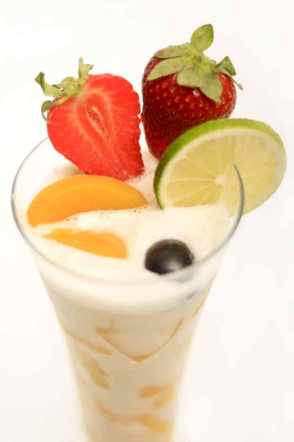 przepisy na letnie drinki