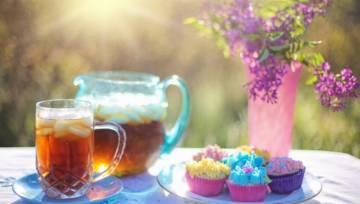 Przepisy na letnie drinki na bazie herbat