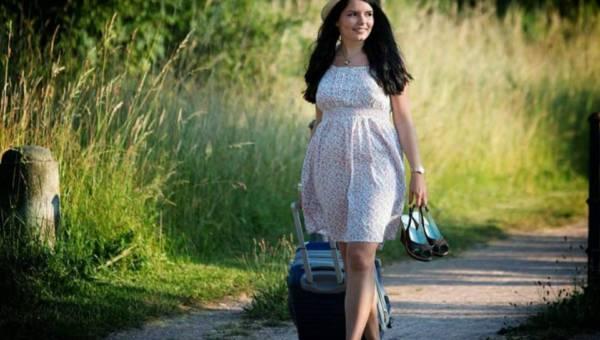 Wakacje córki – nastolatki