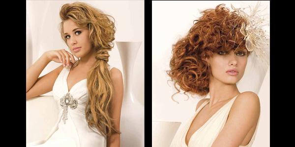 Fryzury ślubne Długie Włosy Kobietamagpl