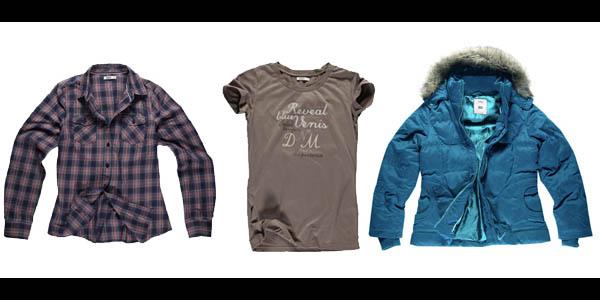 Big Star - Jesień-zima 2011-2012 - swetry, koszulki, kurtki