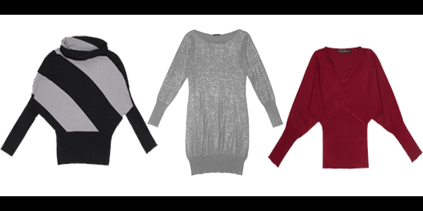 CARRY Jesien-zima 2011-2012 swetry