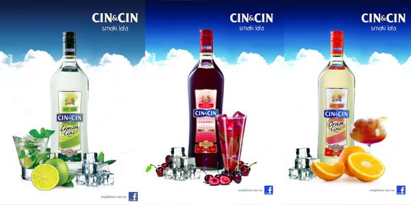 CinCin - Letnie drinki