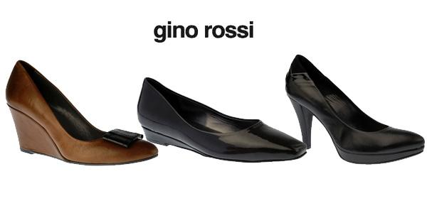 Gino Rossi - Jesień-zima 2011/2012 cz.2 Czółenka, szpilki, pantofle