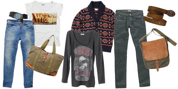 Wrangler-jesień-zima-2011-2012-bluzki-swetry-paski-torebki jeansy