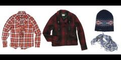 Wrangler-jesień-zima-2011-2012, kurtki zimowe, kurtki puchowe, koszule