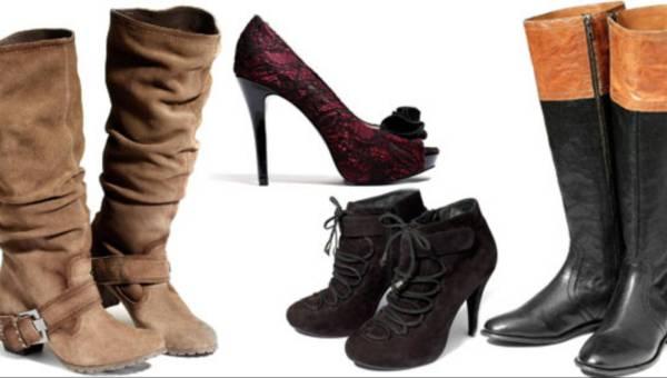 Kolekcja obuwia RESERVED na jesień i zimę 2010-2011