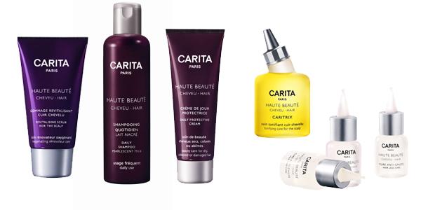 carita haute beaute cheveu - nowoczesna pielegnacja włosów