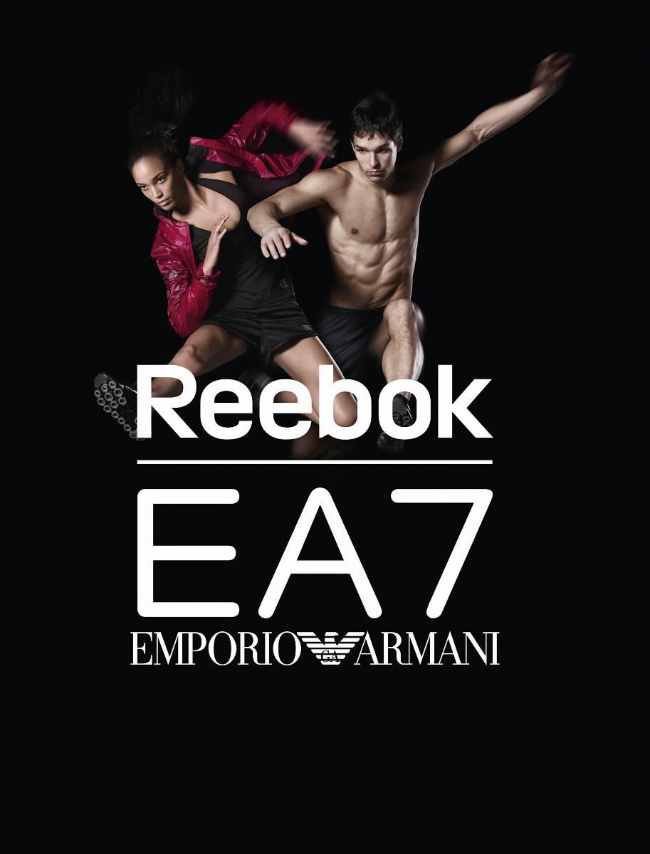 Nowa kolekcja Giorgio Armaniego i  marki Reebok