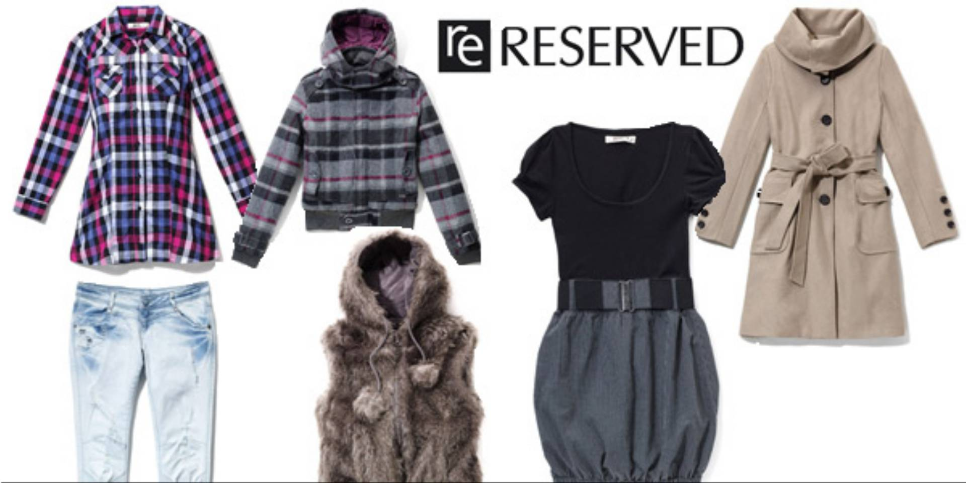 Kolekcja RESERVED na jesień i zimę 2010/2011