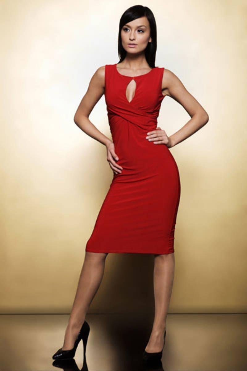 Sukienka poplamiona łzami zapowiada, że będziesz kłócił się z członkami rodziny. Kiedy śnisz, że wyciągasz brzydką sukienkę, jest to znak, że jesteś dręczony przez smutek i żal. Jeśli wyciągasz ładną sukienkę, zapowiada to, że nawiążesz nowe znajomości.