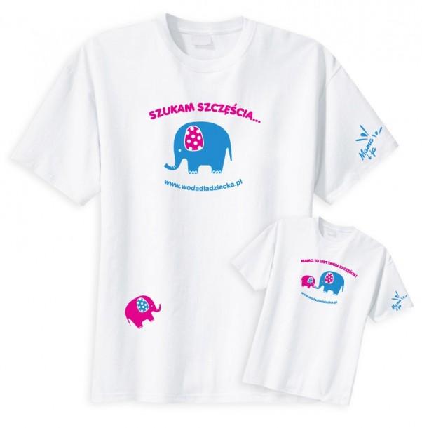 koszulki mama i ja konkurs