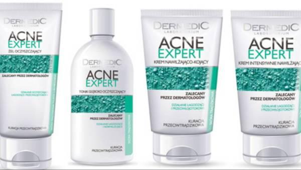 Acne Expert – kompleksowe rozwiązanie problemów skóry trądzikowej