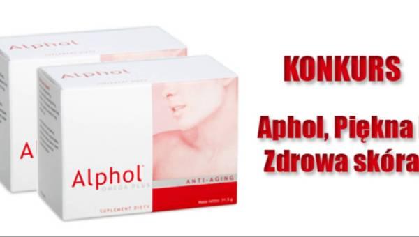 """Konkurs: """"Aphol, Piękna i Zdrowa skóra"""" Wygraj dwa opakowania Aphol Omega Plus"""