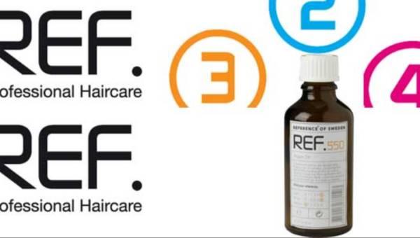 Olejek Arganowy – hit kosmetyczny od REF. Professional Haircare