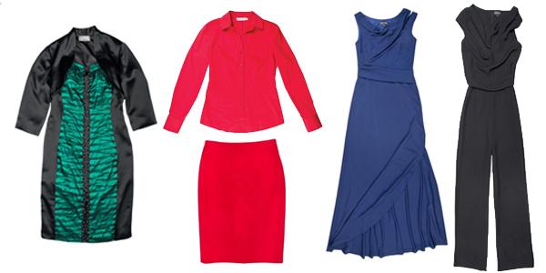 Aryton - Jesien-zima 2011-2012 - Sukienki spodniczki spodnie
