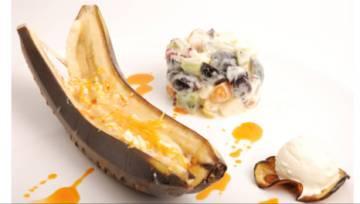 Banan z grilla – pyszny przepis!