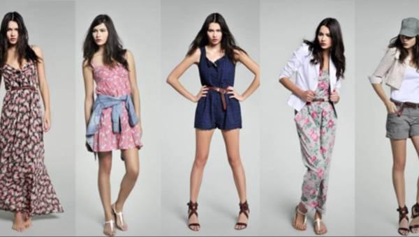 Trendy kolekcji Cama?eu na wiosnę i lato 2011(29 zdjęć)
