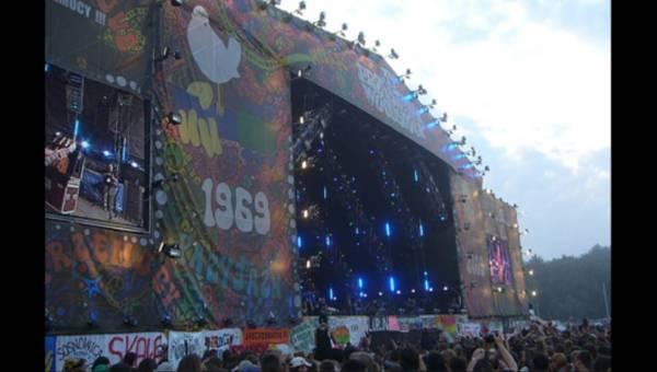 Carlsberg – Zielona Kartka i fair play na Woodstocku