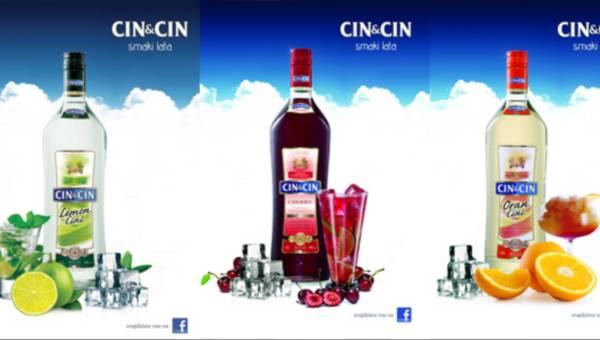 Propozycje drinków na lato od Cin&Cin