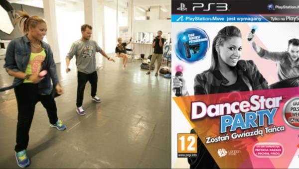 DanceStar Party – Zagraj razem z Michałem Pirógiem i Patricią Kazadi