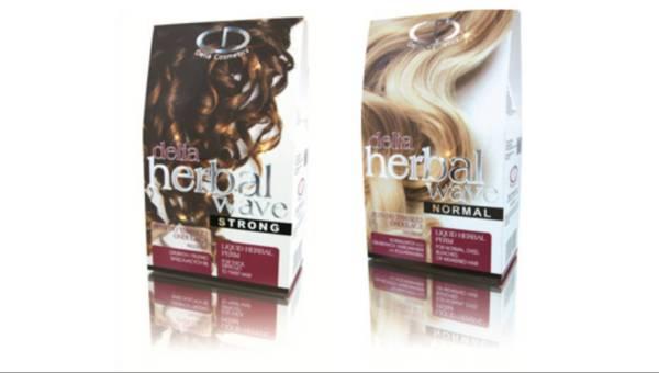 Delia Herbal Wave – Nadaj nowy wygląd swojej fryzurze
