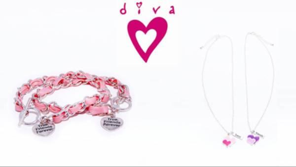 Diva – Biżuteria dla najlepszych przyjaciółek