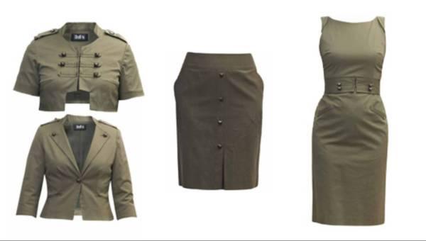 GaPa Fashion – Militarny Trend na lato 2011