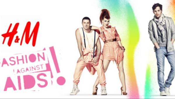 H&M Moda przeciwko AIDS – H&M Fashion against AIDS