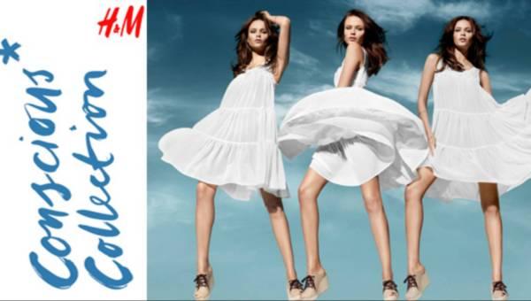 Kolekcja CONSCIOUS na wiosnę i lato 2011 ? ekologiczny styl w H&M (37 zdjęć)