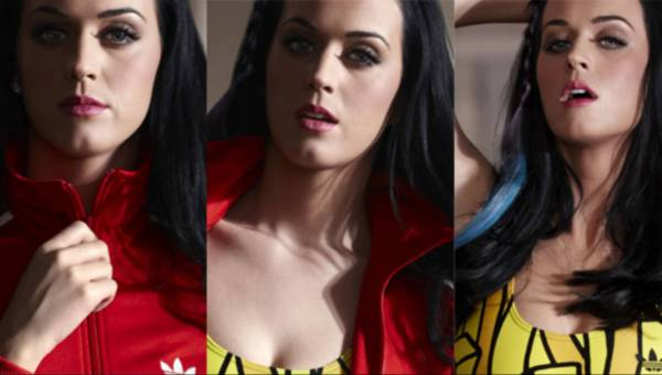Katy Perry – adidas is all in!