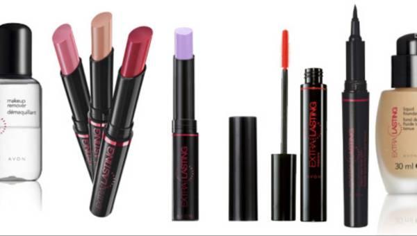 Kosmetyki do makijażu od Avon