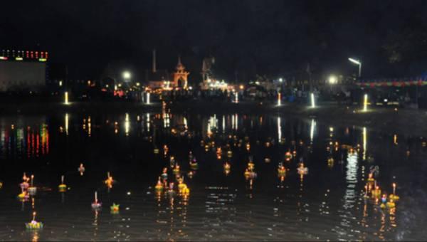 Loy Krathong  – czyli Noc Kupały po tajlandzku