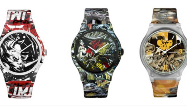 Marc Ecko – kolekcja zegarków Artifaks