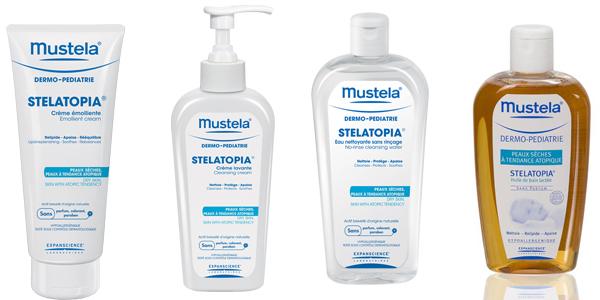 Mustela - Pomoc dla dzieci z AZS