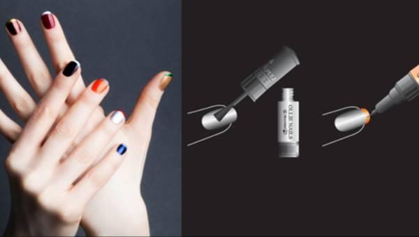 Kolorowy frencz czy samodzielne zdobienie paznokci z OLLIE NAILS będzie łatwiejsze