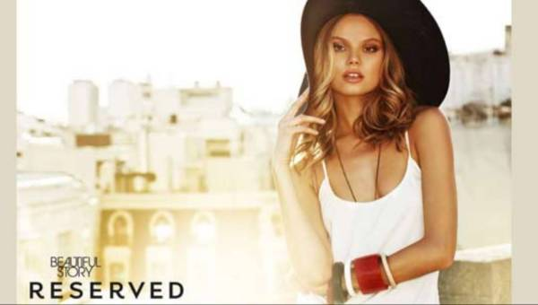 Kolekcja RESERVED na sezon wiosna 2011 – zdjęcia wizerunkowe