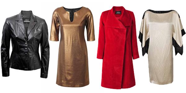 Simple - kurtki, plaszcze, sukienki
