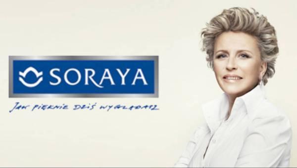 Diamentowa pielęgnacja od Soraya