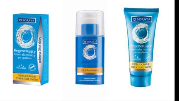Soraya – Seria kosmetyków po opalaniu – W sam raz na gorące lato