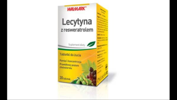 Lecytyna z resweratrolem – Suplement diety dla twojego mózgu i serca