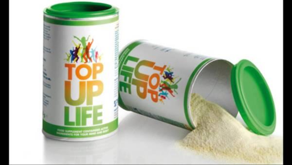 Top Up Life ? Suplement diety który naładuje twoje baterie