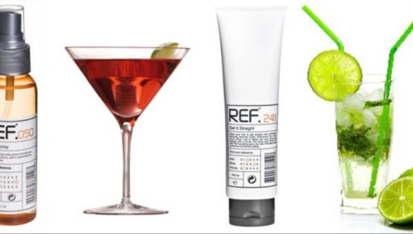 REF – Wakacyjne koktajle do włosów