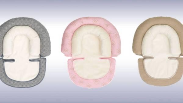 Ferie z niemowlakiem, bezpieczeństwo w aucie