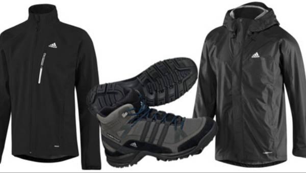 adidas Hiking – outdoorowe ubrania dla aktywnych