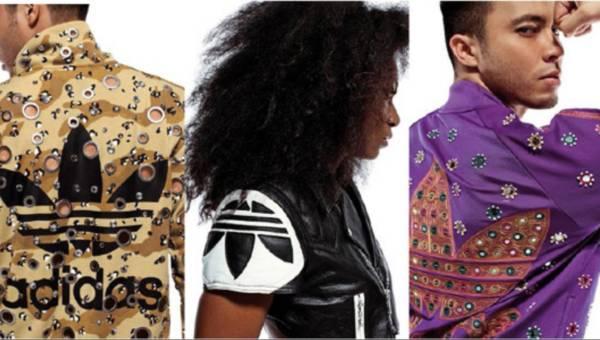 adidas Originals by Originals projektu Jeremy?ego Scott?a na wiosnę i lato 2011 (23 zdjęcia)