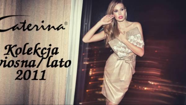 Kolekcja wiosna/lato 2011 – najnowsza sesja, najświeższe trendy czyli Caterina w wielkim mieście