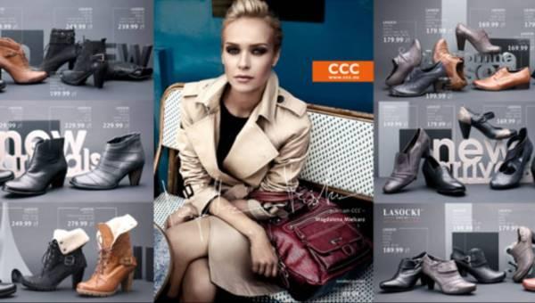 Buty CCC – zwiastun kolekcj jesień-zima 2011/2012 – zobacz zdjęcia Magdaleny Mielcarz
