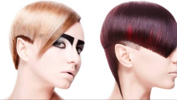 Asymetryczne, krótkie fryzury – Phantom (10 zdjęć)